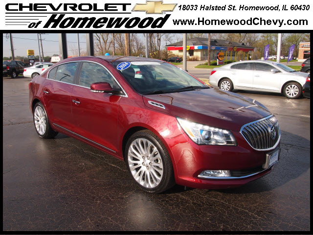 used 2013 buick lacrosse pricing features edmunds. Black Bedroom Furniture Sets. Home Design Ideas